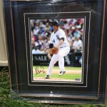 Andre Rienzo WhiteSox Player Print Signed