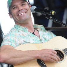 ROANOKE RAPIDS, NC - JUNE 17:  James Wesley performs during the First Annual 2011 Rapids Jam Music Festival at the Carolina Crossroads Outdoor Amphitheate on June 17, 2011 in Roanoke Rapids, North Carolina.  (Photo by Rick Diamond/Getty Images)