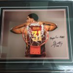 George Niang Autographed Picture