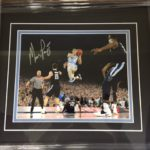 Marcus Paige North Carolina Signed Print