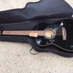 Sam Hunt Autographed Guitar